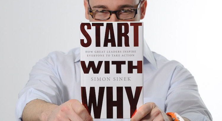 START WITH WHY by Simon Sizek